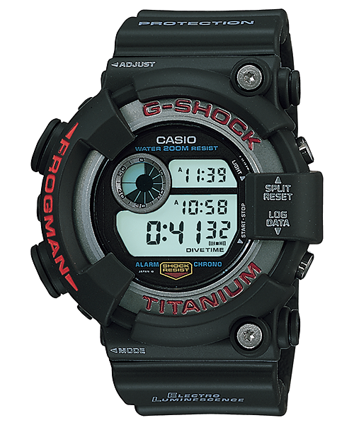 Casio G-Shock Database